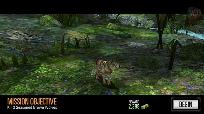 Deer Hunter Görev