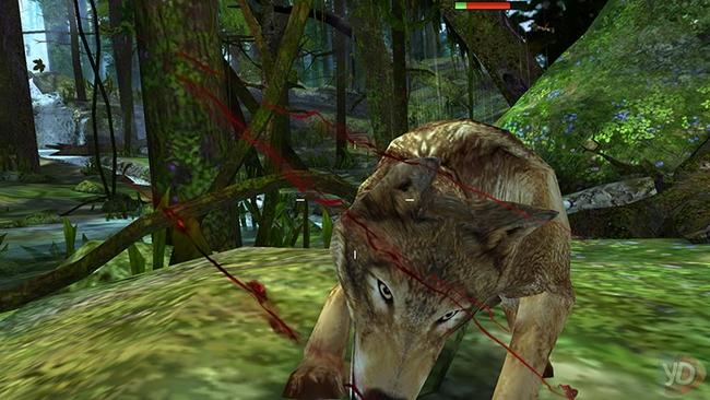 Deer Hunter 2014 Kurt Saldırısı